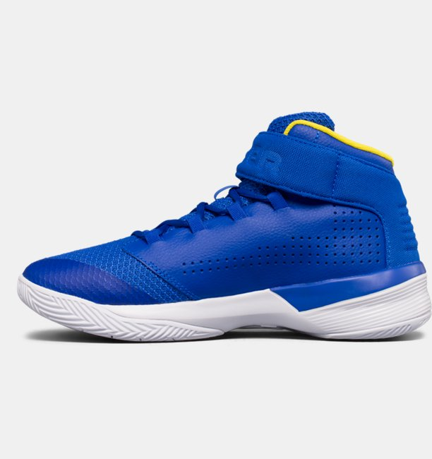 Boys Grade School UA Get B Zee Basketball Shoes