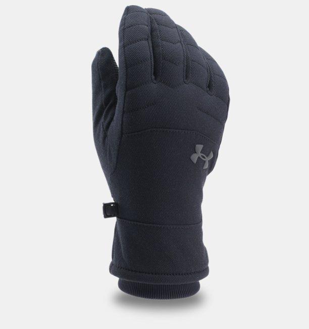 Men's UA Reactor Quilted Gloves | Under Armour DK