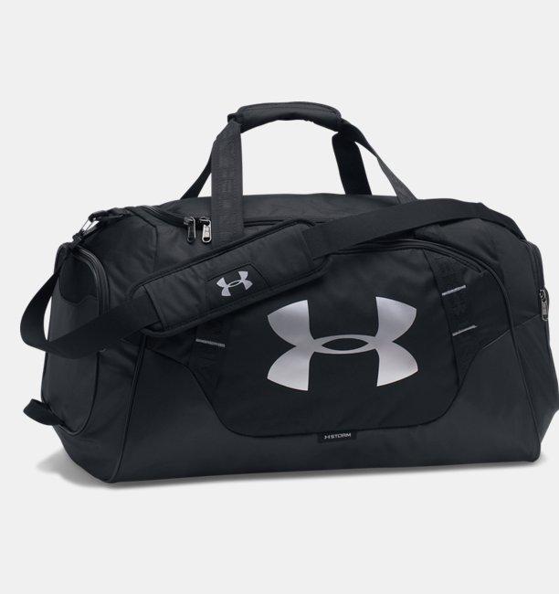 Mens UA Undeniable 3.0 Medium Duffel Bag