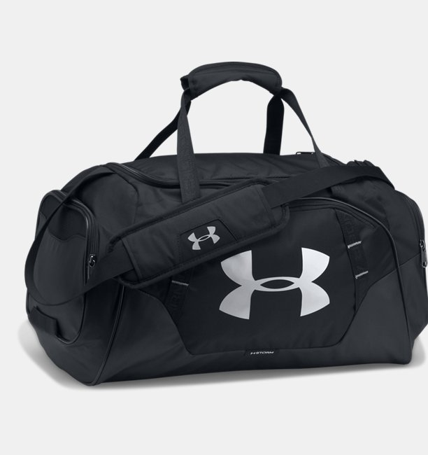 00e7bbbf1fd7 Mens UA Undeniable 3.0 Small Duffle Bag. Double tap to zoom