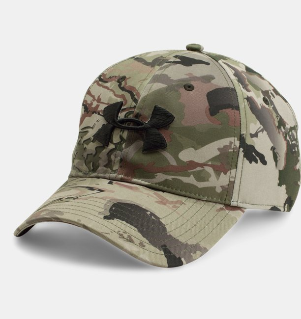 Men s UA Camo 2.0 Cap  9df375b0d290