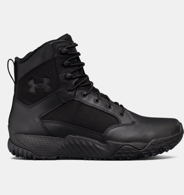 Mens UA Stellar Tactical Side-Zip Boots