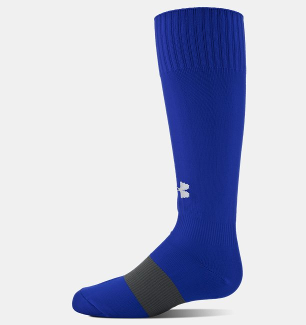 Calcetines de fútbol altos UA para adulto
