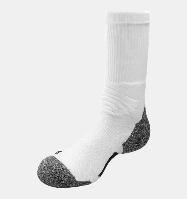 Mens UA Drive Crew Socks