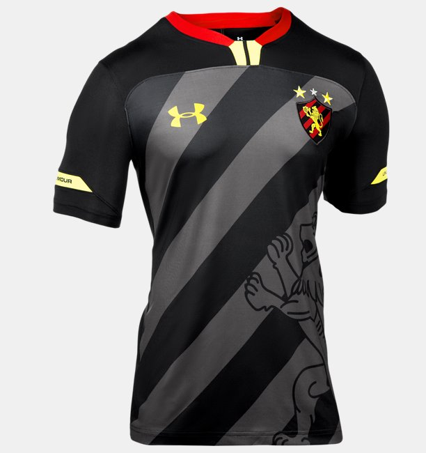 Camisa Sport Club do Recife Oficial 18/19 Infantil