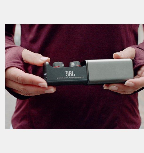 UA True Wireless Flash Headphones