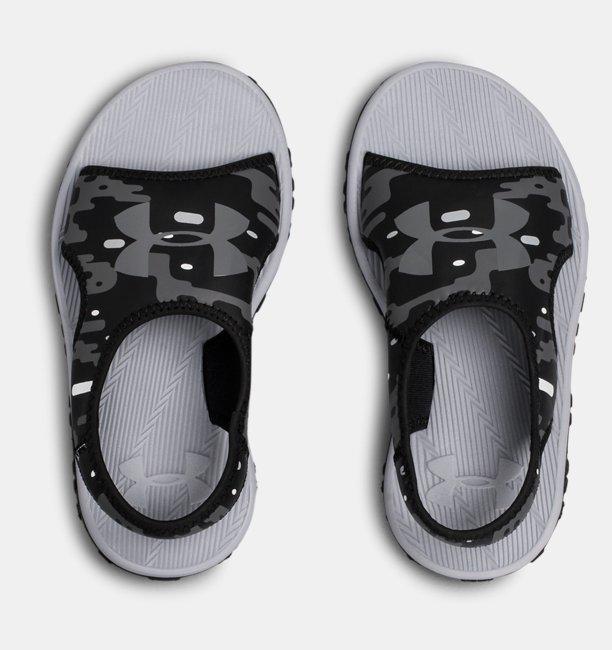 Boys Pre-School UA Fat Tire II Sandals