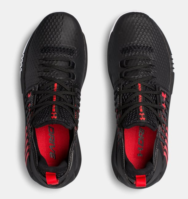 Mens UA Drive 4 Low Basketball Shoes