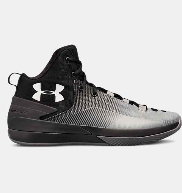 competitive price c1362 864cb Men's UA Rocket 3 Basketball Shoes