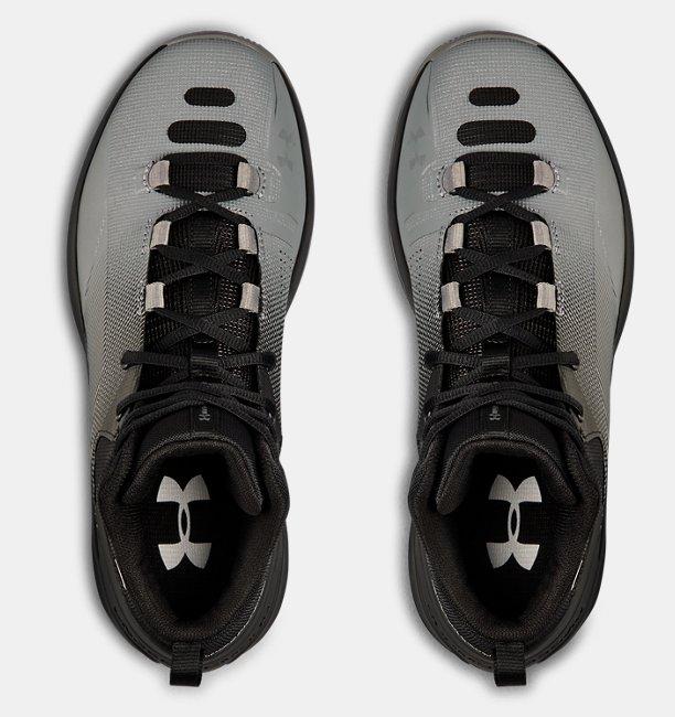 Mens UA Rocket 3 Basketball Shoes