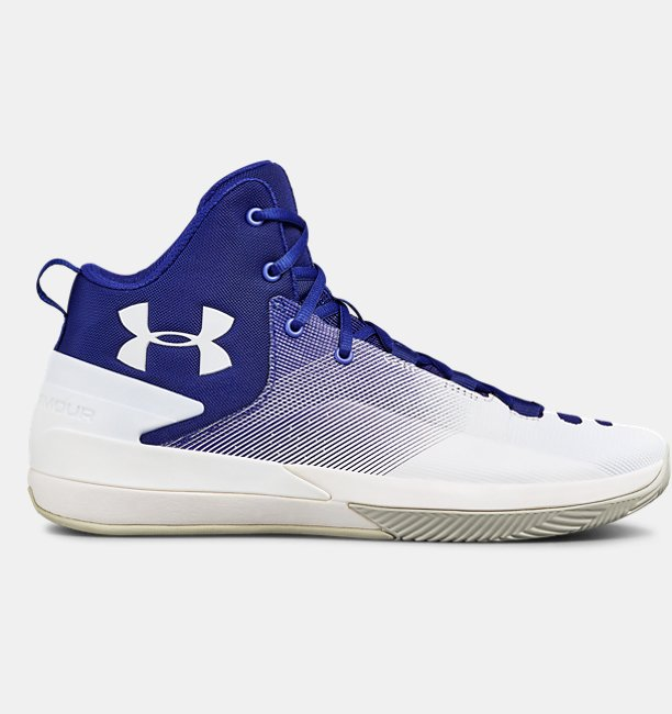 Mens UA Rocket 3 Basketball Shoes