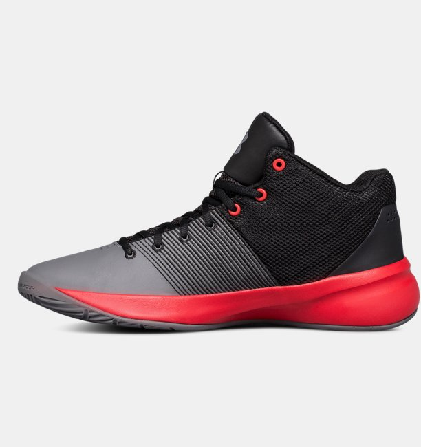 Mens UA Surge Basketball Shoes