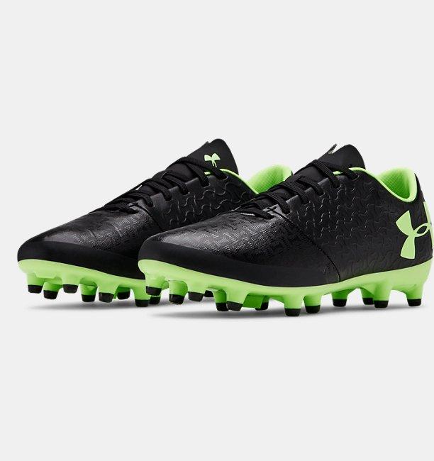 Boys UA Magnetico Select FG JR Football Boots