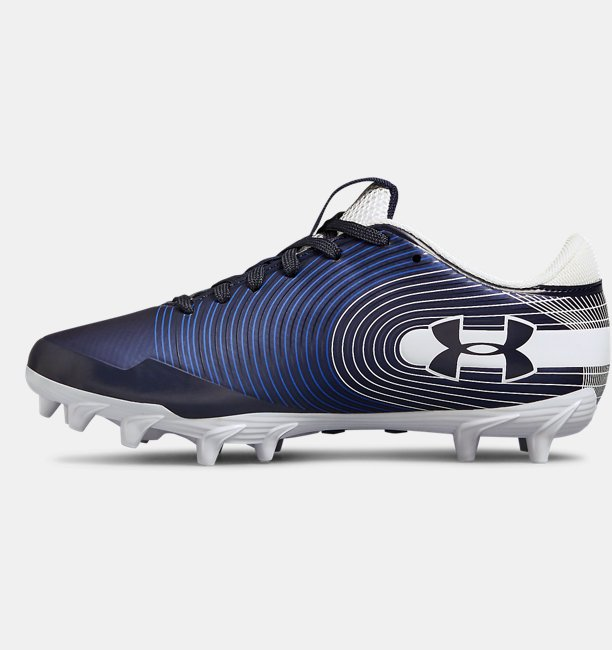 Boys UA Speed Phantom Jr. Football Cleats