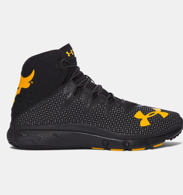 c3f359c375 Men's UA x Project Rock Highlight Delta Training Shoes | Under Armour IE