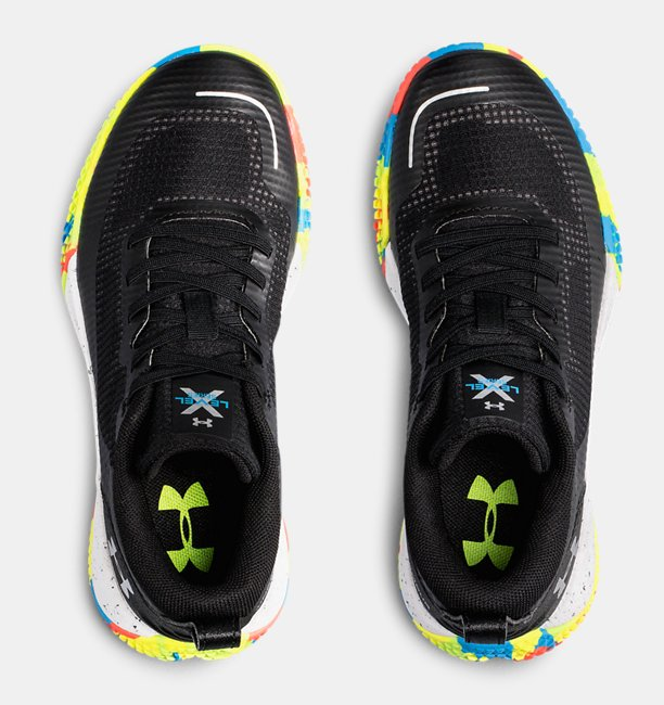 Boys Pre-School UA X Level MainShock Alternative Lace