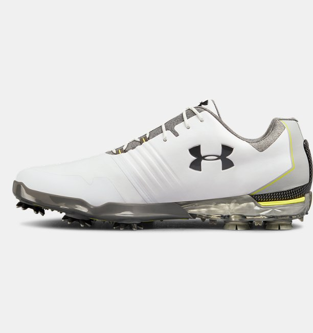 Mens UA Match Play Golf Shoes