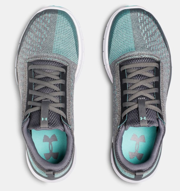 Girls Grade School UA Lightning 2 Running Shoes