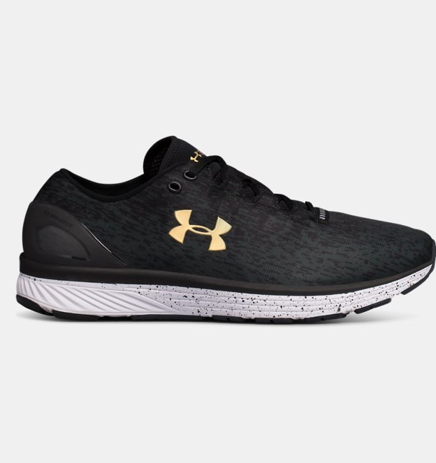 Mens UA Charged Bandit 3 Ombre Running Shoes