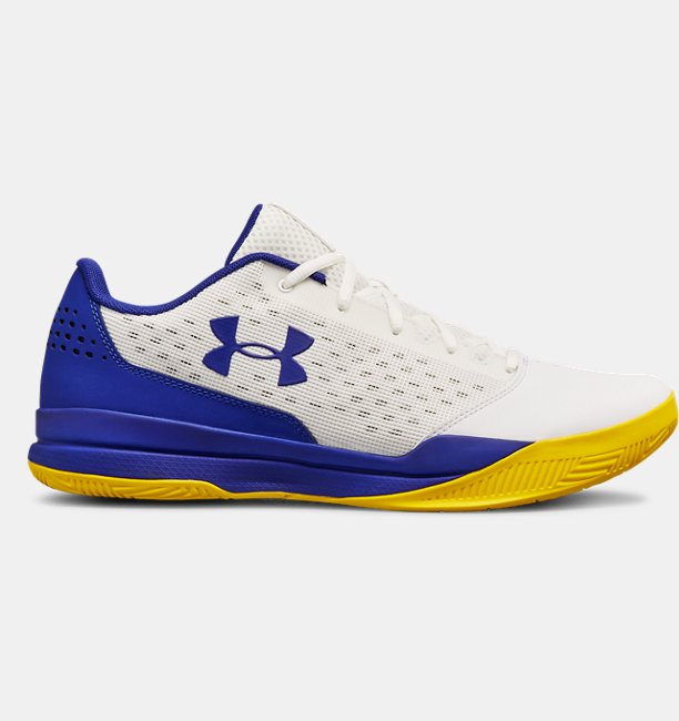 Mens UA Jet Low Basketball Shoes