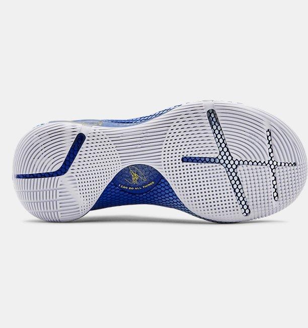 Grade School UA Curry 6 Basketball Shoes