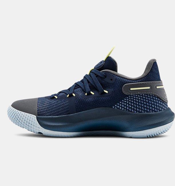 Pre-School UA Curry 6 Basketball Shoes