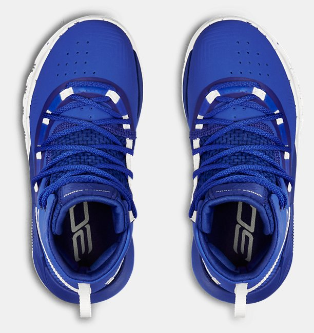 25b6f7b95d075 Pre-School UA Curry 3Zer0 2 Basketball Shoes