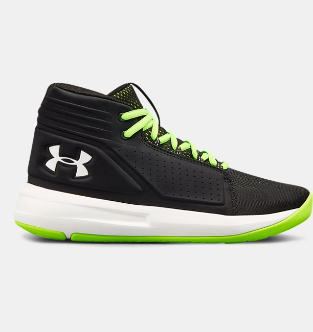 1279bed2eda7 Boys  Grade School UA Torch Mid Basketball Shoes