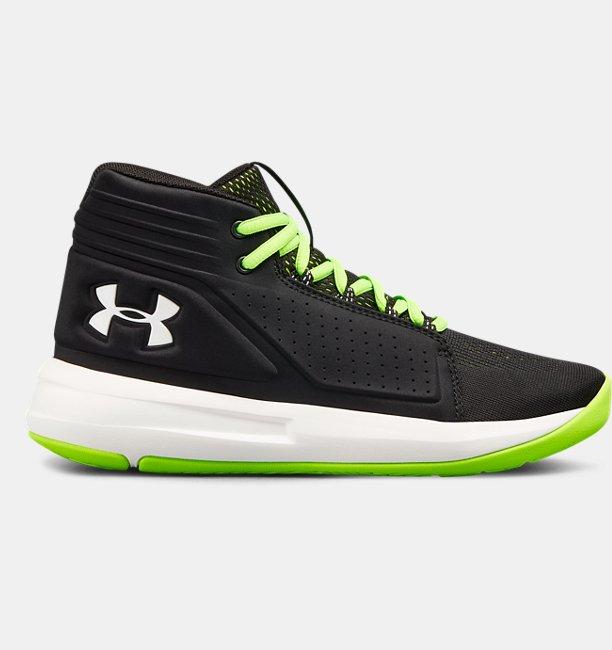 e53ecccb9061 Boys  Grade School UA Torch Mid Basketball Shoes