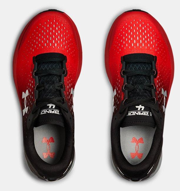 Boys Grade School UA Charged Bandit 4 Running Shoes