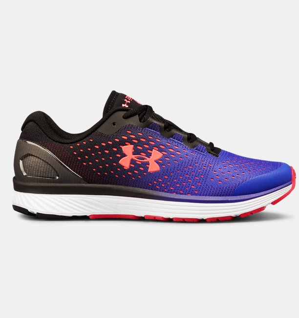 Girls Grade School UA Charged Bandit 4 Running Shoes