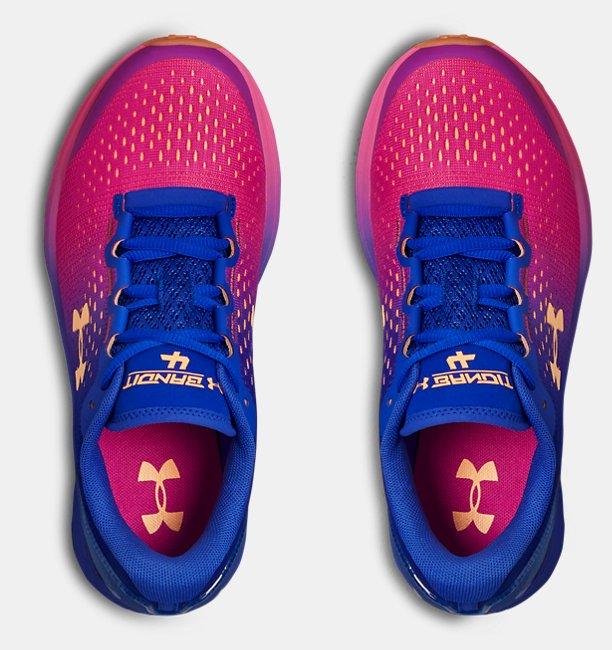 Kız Çocuk UA Charged Bandit 4 Koşu Ayakkabısı
