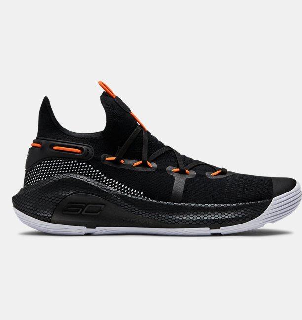 Erkek UA Curry 6 Basketbol Ayakkabısı