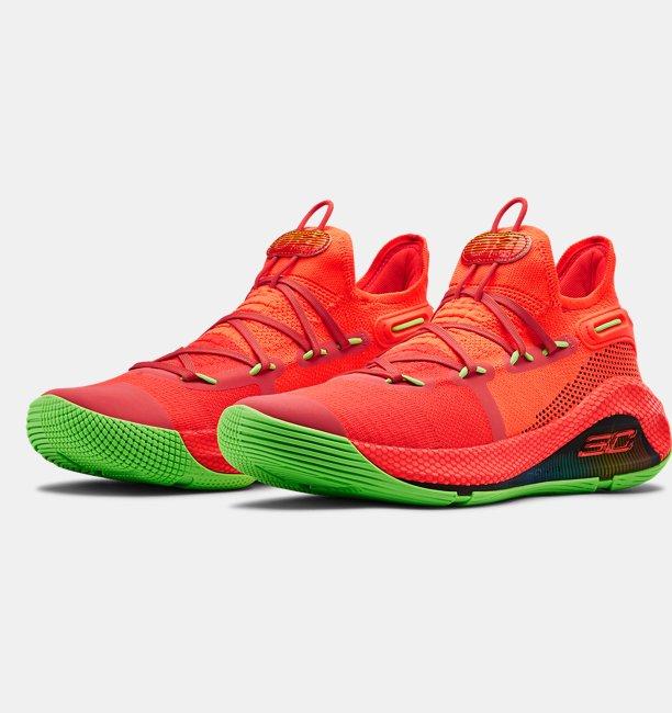 UA Curry 6 Basketball Shoes