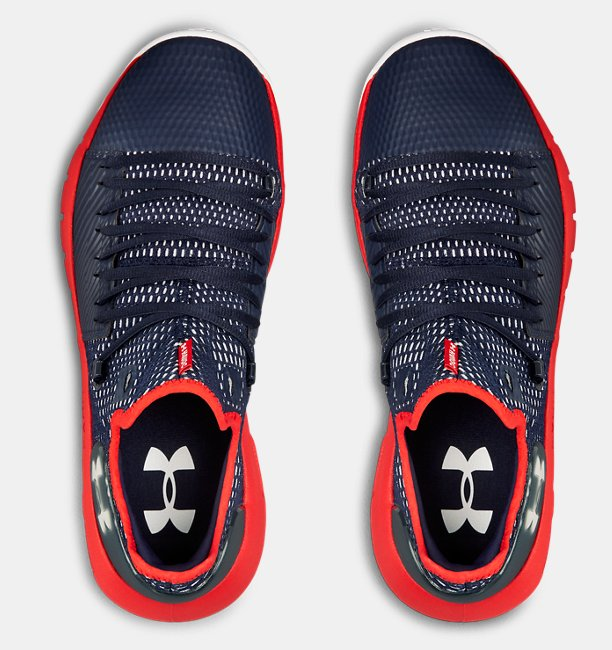 Mens UA HOVR™ Havoc Low Basketball Shoes