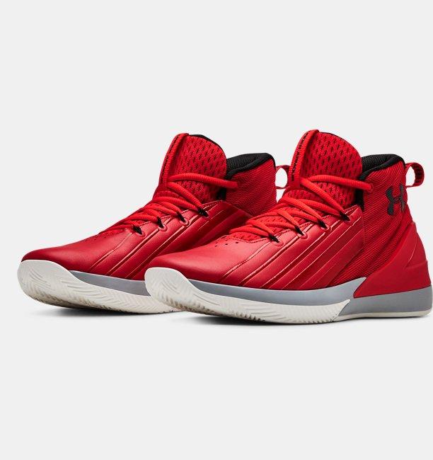 Sepatu Basket UA Lockdown 3 untuk Pria