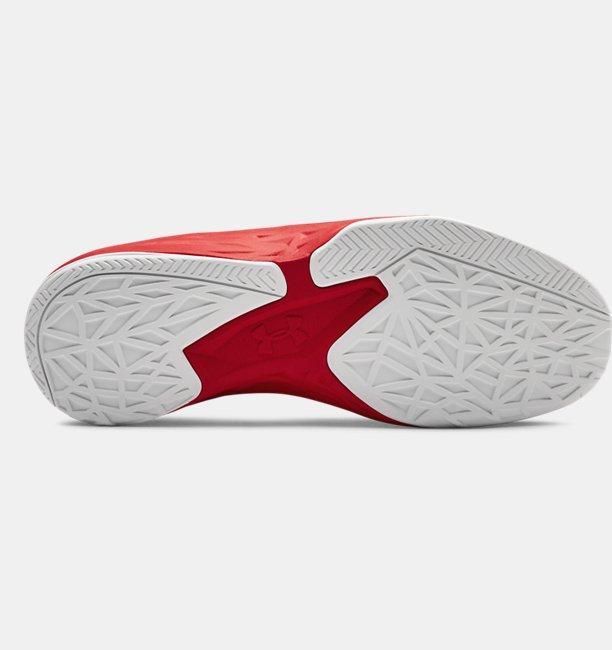 Mens UA Jet Mid Basketball Shoes