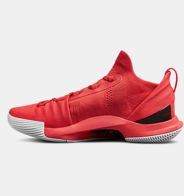 Mens UA Curry 5 Basketball Shoes