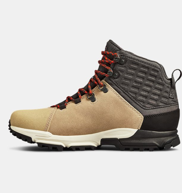 Mens UA Brower Mid WP Trail Shoes
