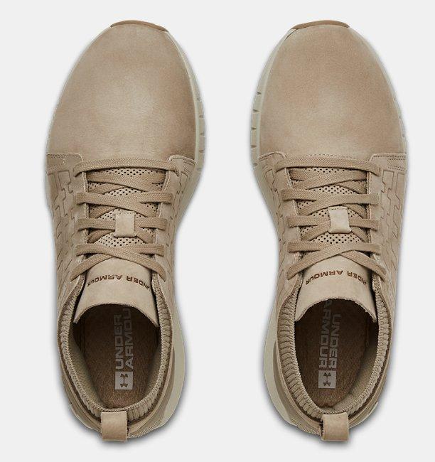 Men s UA HOVR™ Lace-Up Mid PRM Shoes  93f96cb563