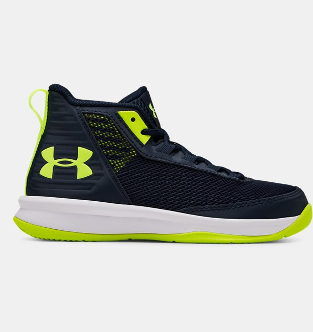 a0eaaa73edd9 Boys  Pre-School UA Jet 2018 Basketball Shoes