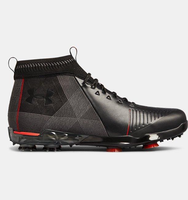 Mens UA Spieth 2 Mid Golf Shoes