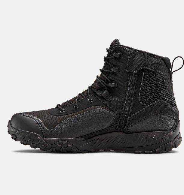 Sepatu Boot Tactical UA Valsetz RTS 1.5 Side Zip untuk Pria