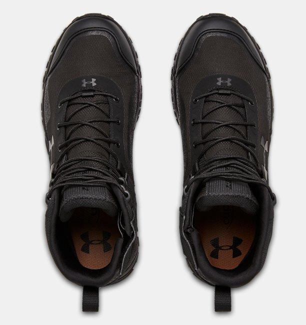 Mens UA Valsetz RTS 1.5 Side-Zip Tactical Boots