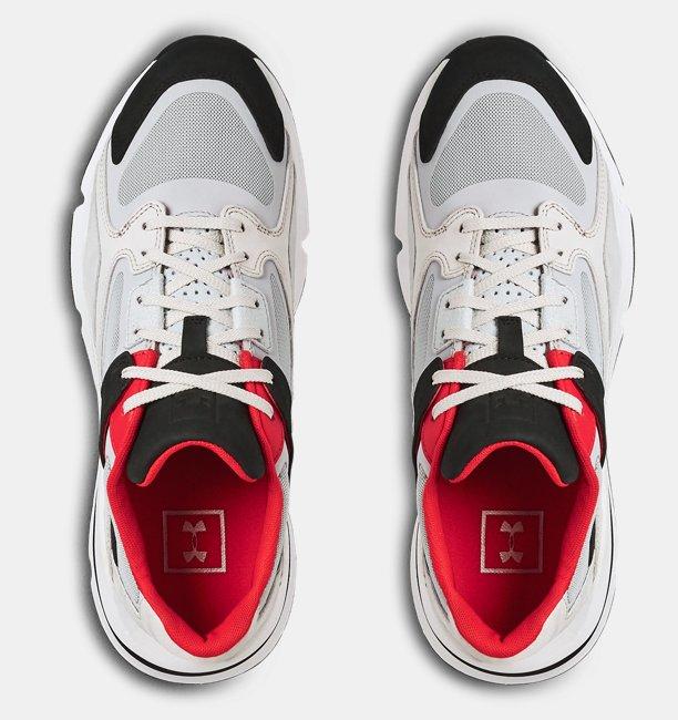 Unisex UA Forge 96 Mesh/Nubuck Sportstyle Shoes