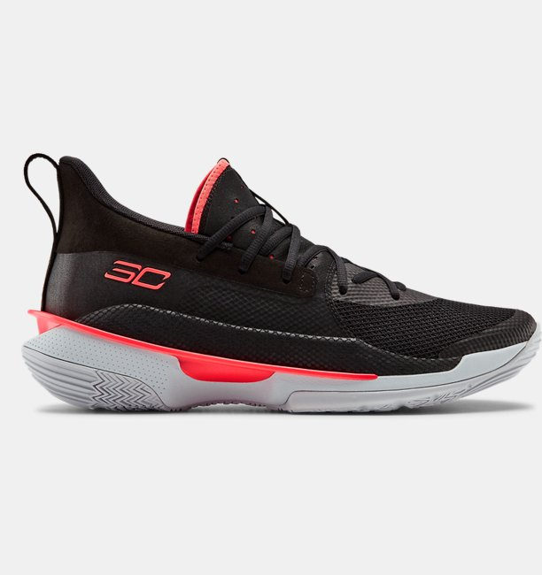 Adult UA Curry 7 Basketball Shoes