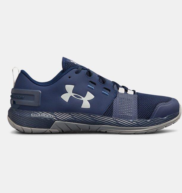 Sepatu Olahraga UA Commit TR X NM untuk Pria
