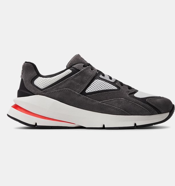 Unisex UA Forge 96 Suede/Mesh Sportstyle Shoes