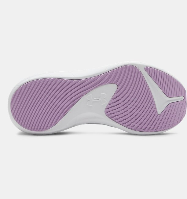 Girls Pre-School UA Infinity Marble Shoes
