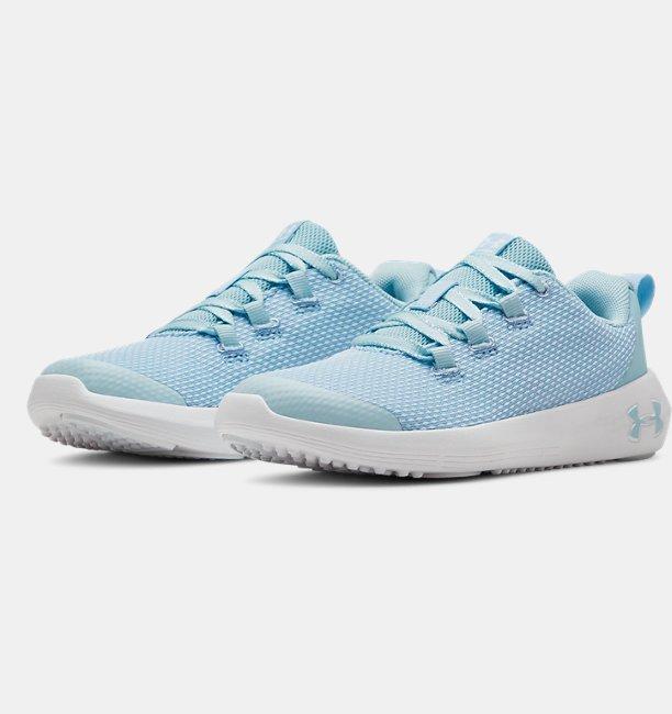 Sepatu Pre-School UA Ripple NM untuk Wanita Muda